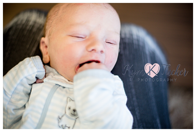 DFW Newborn Lifestyle Photographer {Brody Wilson}