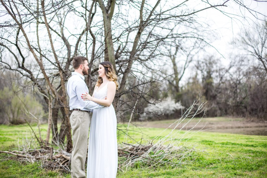 DFW Engagement Photographer {Brian & Maddy}